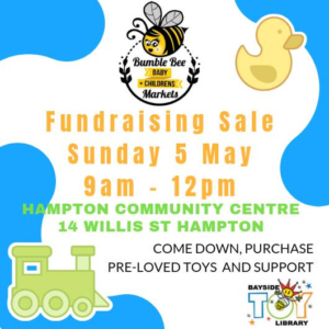 Bumble Bee Markets – Sunday 5th May