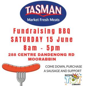 Tasman Meats – Fundraising BBQ