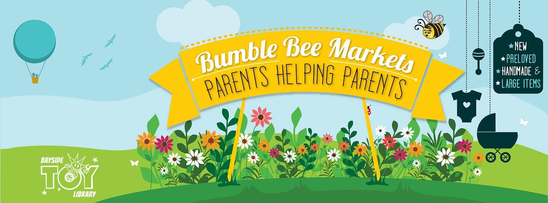The BTL at the Bumble Bee Markets!