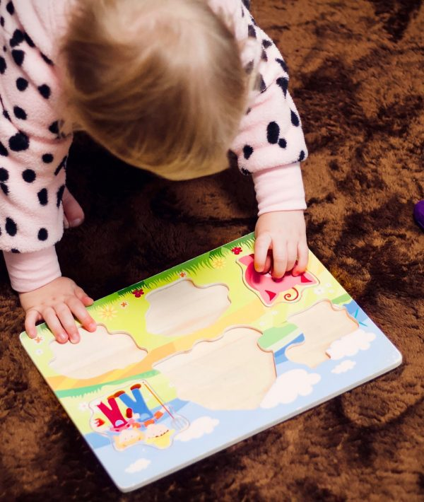 Puzzles and physical development