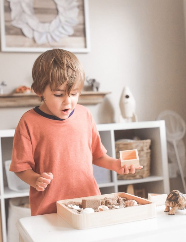 Early learner toys for self expression and creativity