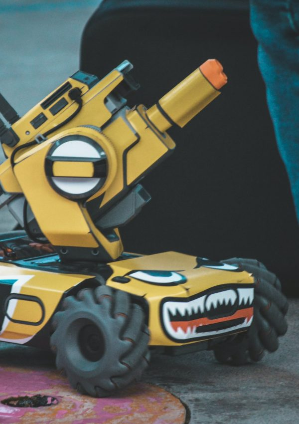 Specialist toys as kids grow