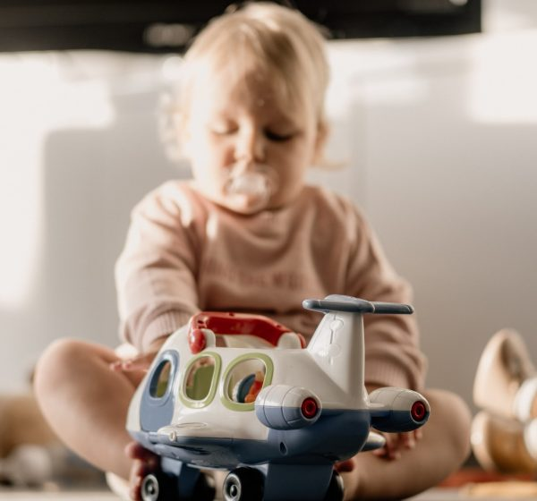 Why are infant toys important
